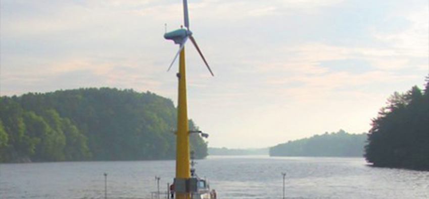 Floating Offshore Wind ー Which Coast Will Have it First?